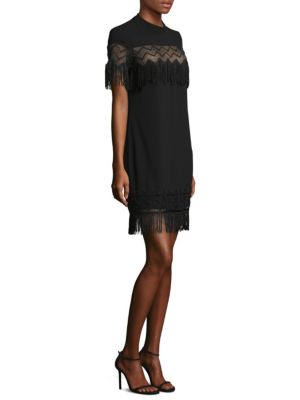 Buy Laundry by Shelli Segal One Shoulder Shift Dress online with Australia wide shipping