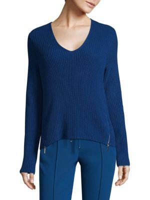 Fera Knit Top by BOSS