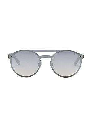 d62d63313c6 WEB EYEWEAR - 55MM Cat Eye Sunglasses - saks.com