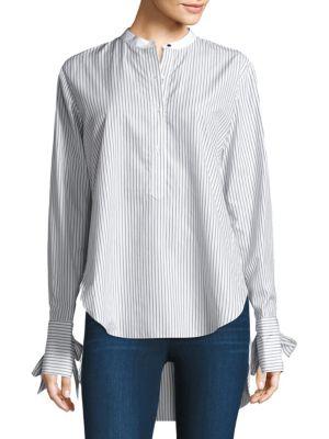 Dylan Cotton Collared Shirt by Rag & Bone