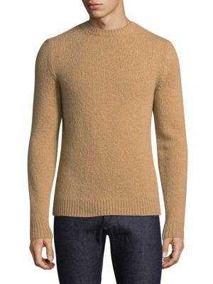 A.p.c.  Pullover Ribbed-Knit Sweater