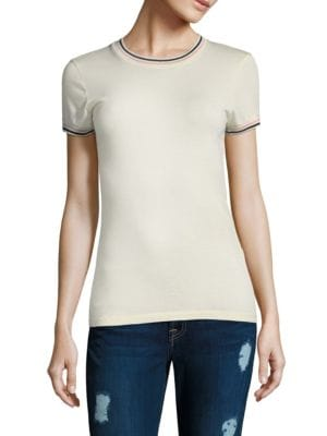 Natural Jersey Top by Stateside