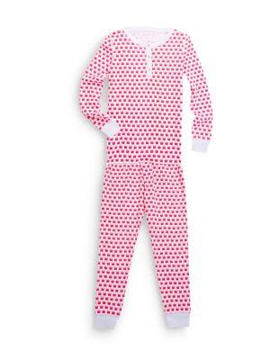 Toddlers Little Girls  Girls Cotton Printed Pajama Set