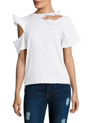 Endless Possibilities Cotton Tee by MAGGIE MARILYN