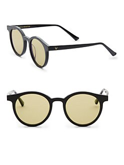 142c113c6e0 Gentle Monster. Noir Cat 50MM Round Sunglasses