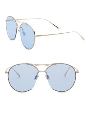 Gentle Monster Sunglasses Jumping Jack 60MM Aviator Sunglasses