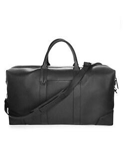 45127981ef4e Uri Minkoff. Wythe Weekender Leather Duffel Bag