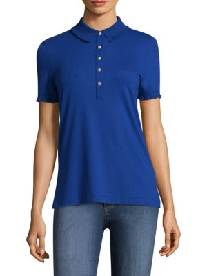 Lacey Polo by Tory Burch