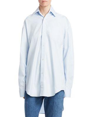 260017e3fda55 Vetements - Wool-Blend Knit Cardigan - saks.com