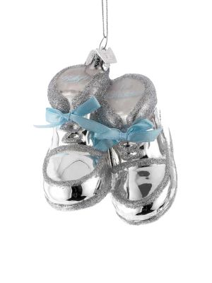 Image of Baby Shoe Ornament