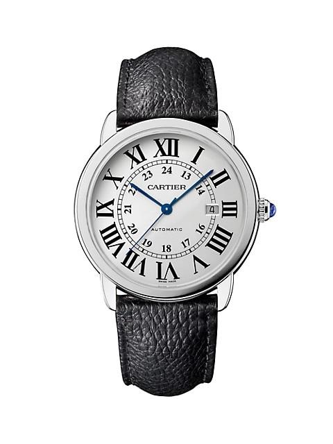 Ronde Solo de Cartier Watch, 42MM