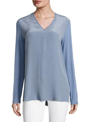 Naidine V-Neck Top by Escada Sport