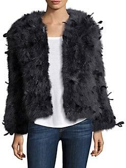 Women's Apparel - Coats - Fur, Faux Fur & Shearling - saks.com