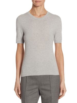 Ono Solid Cashmere Top by Barbara Lohmann