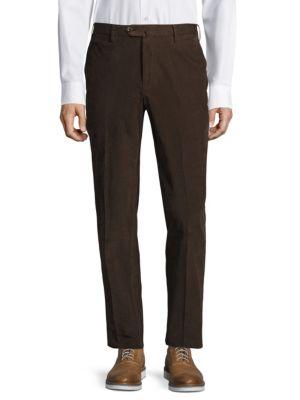 Pt01  Slim-Fit Corduroy Trousers