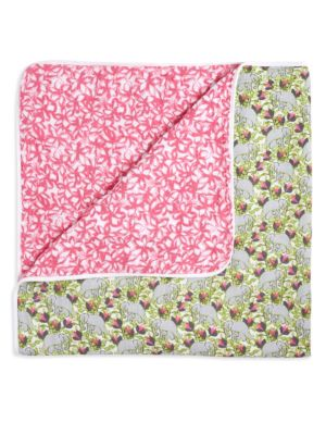 Dream Paradise Cotton Blanket