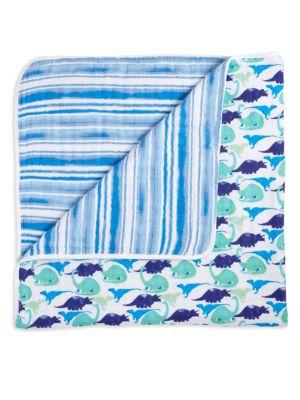 Dream Jurassic Cotton Blanket