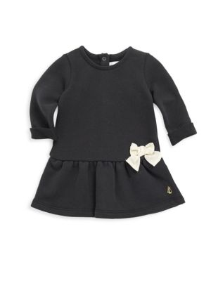Babys Linera Long Sleeve Dress