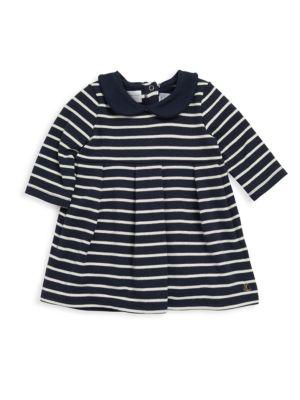 Babys Leonore Striped Dress