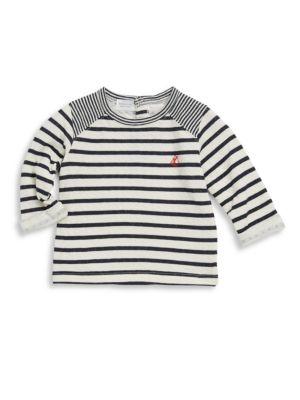 Babys Lazare Striped Top