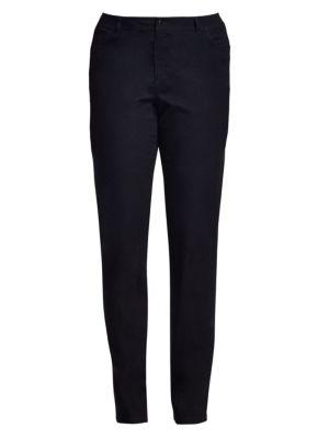 Lafayette 148 New York Plus Size Plus Wooster Five Pocket Jeans