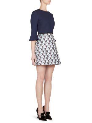 Buy Mary Katrantzou Ligretto Silk Dress online with Australia wide shipping
