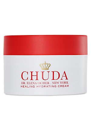 Image of This hydrating cream instantly blankets dry, irritated, skin with a rich dose of vitamins, botanicals, antioxidants, and cross-linked sodium hyaluronate. Ingredients needed to help heal and restore skin to it's most youthful appearance. This cream is desi