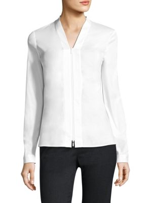 Erling Blouse by Lafayette 148 New York