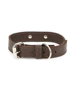 Jessie Leather Collar