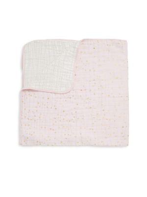 Metallic Dream Cotton Blanket