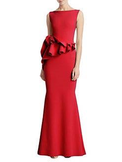 34b9068ffb66f QUICK VIEW. Chiara Boni La Petite Robe. Detailed Mermaid Dress
