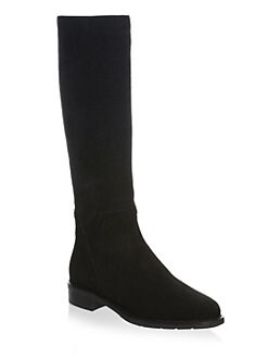 Womens Boots Limit Offer 97978342 Lanvin Suede Knee Length