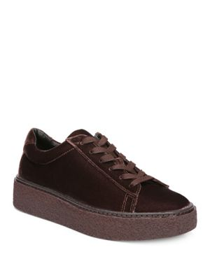 Vince  Neela Denim Sneakers