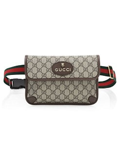 fd536a02 QUICK VIEW. Gucci. Neo Vintage Canvas Belt Bag