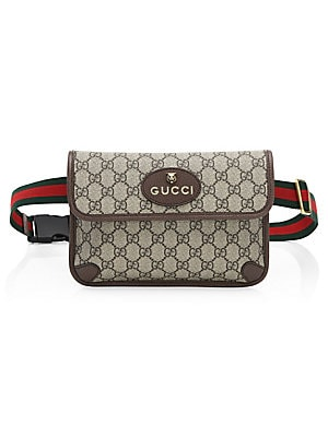 e2816955bd4904 Gucci - Neo Vintage Canvas Belt Bag - saks.com