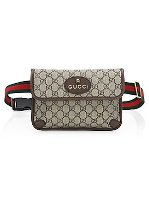 fe5e45109b09 Gucci - Neo Vintage Canvas Belt Bag - saks.com