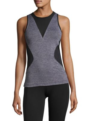 Train Tank Top by adidas by Stella McCartney
