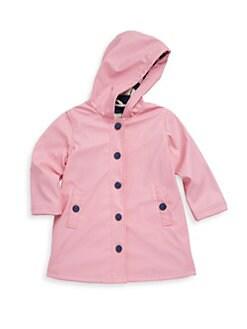 b6aa936d8 QUICK VIEW. Hatley. Little Girl's & Girl's Splash Jacket