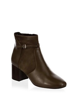 Cole Haan - Paulina Leather Boots