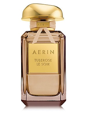 Image of In India, the fully opened petals of the Tuberose flower are harvested only at sunset. I was fascinated to experience how the fragrance changed, becoming increasingly rich. Tuberose Le Soir is inspired by and captures the scent's elegant power, blended wi