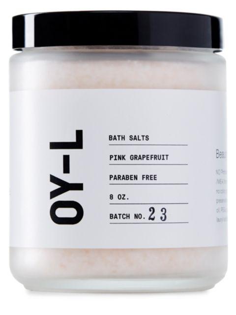 OY-L Pink Grapefruit Bath Salts | SaksFifthAvenue