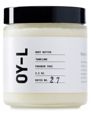 OY-L Lavender Body Butter /3.2 Oz.