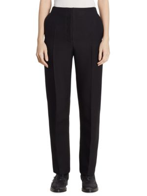 Stind Pleated Pants, Black