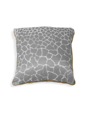 Roberto Cavalli Jerapha Square Printed Cushion