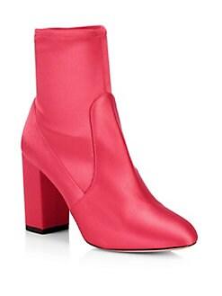 Aquazzura - So Me Ankle Boots