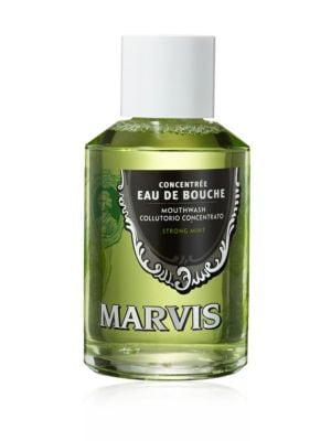 Marvis MARVIS STRONG MINT MOUTHWASH CONCENTRATE