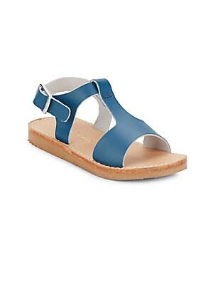 db0af2432 Freshly Picked - Little Kid s Leather T-Strap Sandals - saks.com