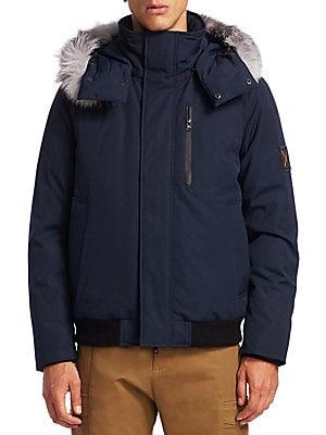 cc53fad69 Moncler - Montbeliard Puffer Jacket - saks.com