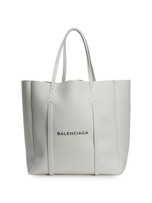 Small Everyday Tote, Blanc