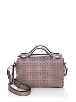 435a9276ff3 QUICK VIEW. Tod's. Mini Gommino Leather Box Bag